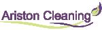 ariston cleaning logo